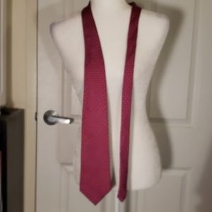 Brooks Brothers classic red, white and blue tie